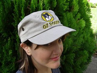 Oz Doggy Cap - Updated Style - FREE with any 2 DVD sale!