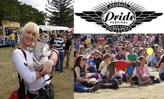 Brisbane Pride Festival - June 17th Pet Parade