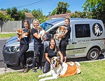 Dog Walkers in Melbourne, Perth, Sydney and Brisbane
