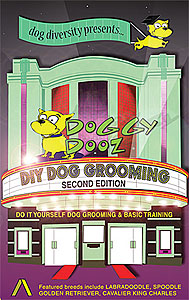 DIY Dog Grooming and Clipping DVD # 2 - $59.95