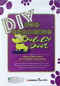 DIY Dog Grooming and Clipping DVD # 1 - $59.95