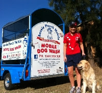 Aussie PM Franchisee with trailer