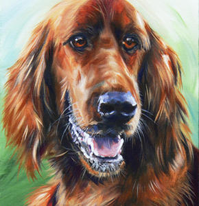 Painted Pets - Contemporary Animal Portraits - SYDNEY