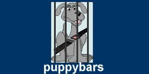 Put your puppy behind bars