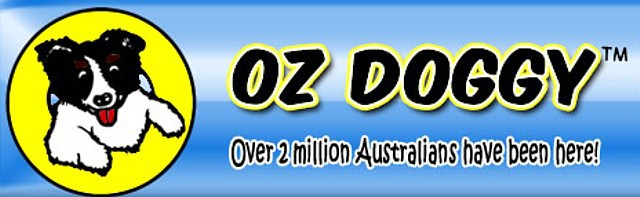 Oz Doggy Banner